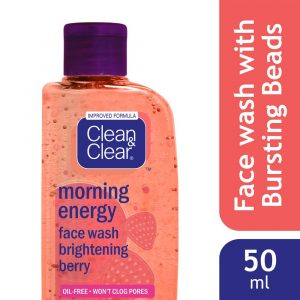Clean & Clear Me (Berry) Facewash 50ml Smartmom Bangladesh