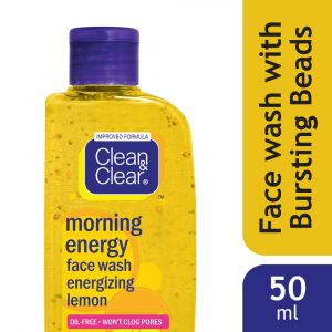 Clean & Clear Me (Lemon) Facewash 50ml Smartmom Bangladesh