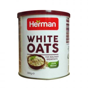 Herman White Oats 500gm Smartmom Bangladesh