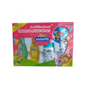 Kodomo Baby Gift Set Medium (5 pcs) Smartmom Bangladesh