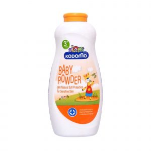 Kodomo Baby Powder (natural Soft Protection) 400gm Smartmom Bangladesh