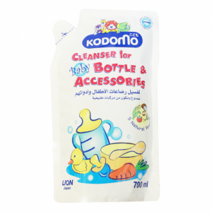 Kodomo Bottle & Accessories Cleanser (Refill) 700ml Smartmom Bangladesh