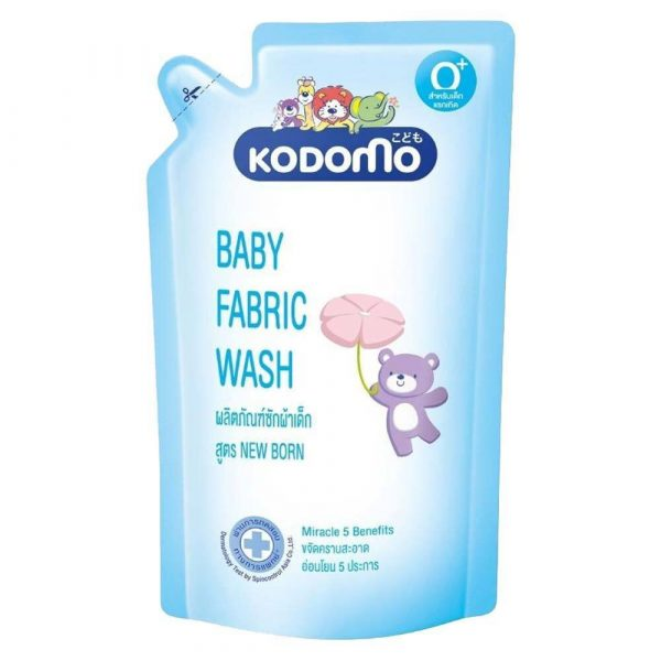 Kodomo Fabric Wash (Refill) 600ml Smartmom Bangladesh
