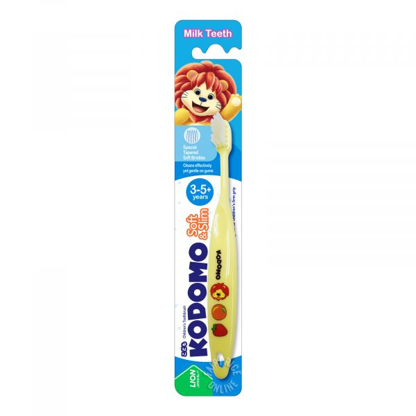 Kodomo Tooth Brush (3-6Y) Smartmom Bangladesh