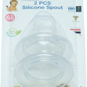 Lion Silicone Spout In Blister Card 2pcs Smartmom Bangladesh