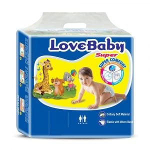 Love Baby New Born (2-5 Kg) 28pcs Smartmom Bangladesh