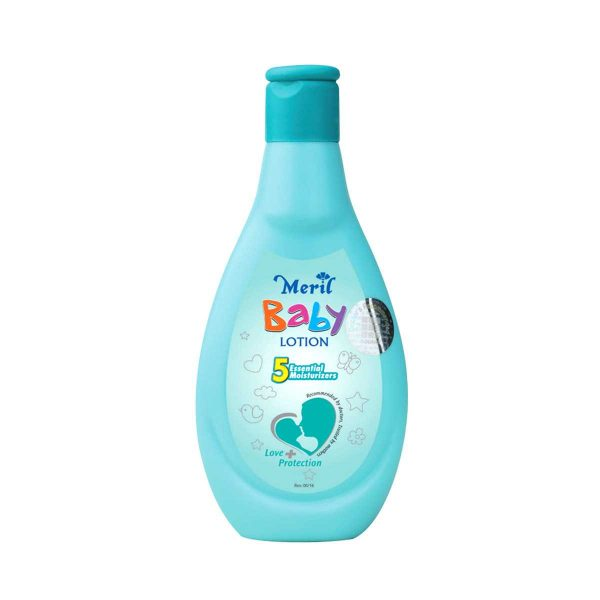 Meril Baby Lotion 200ml Smartmom Bangladesh