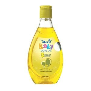 Meril Baby Olive Oil 100ml Smartmom Bangladesh