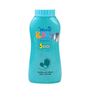 Meril Baby Powder 100gm Smartmom Bangladesh