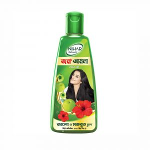 Nihar Naturals Hair Oil Joba Amla 290ml Smartmom Bangladesh