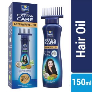 Parachute Hair Oil Anti Hairfall Oil Extra Care 150ml (Root Applier) Smartmom Bangladesh