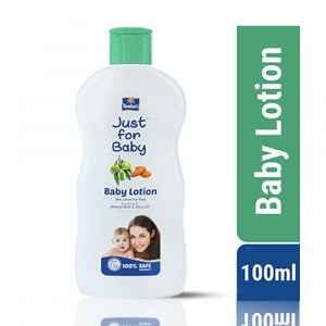 Parachute Just for Baby Baby Lotion 100ml Smartmom Bangladesh