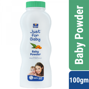 Parachute Just for Baby Baby Powder 100gm Smartmom Bangladesh
