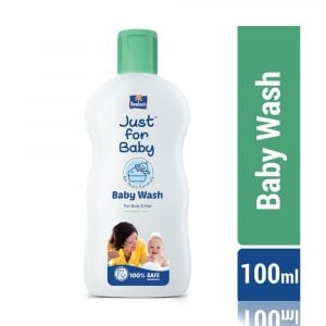 Parachute Just for Baby Baby Wash 100ml Smartmom Bangladesh