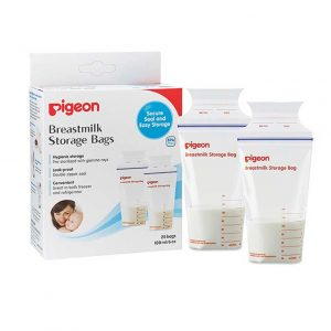 Pigeon Breast Milk Storage Bag Smartmom Bangladesh