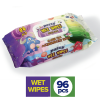 Pozzy Wet Wipes Turkey Refil 96pcs Smartmom Bangladesh