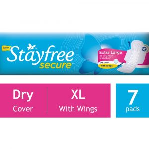 Stayfree Secure Dry Wings 7pcs Smartmom Bangladesh