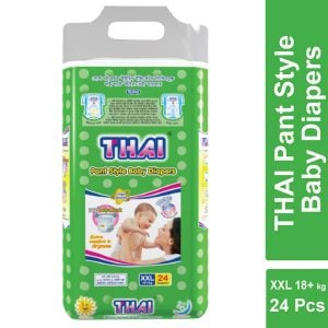 Thai Pant Style Baby Diapers Economic Pack-XXL (18 Kg+) 24pcs Smartmom Bangladesh
