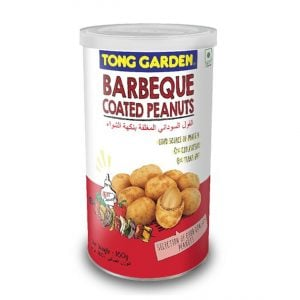 Tong Garden Barbeque Coated Peanuts Tall Can 160gm Smartmom Bangladesh