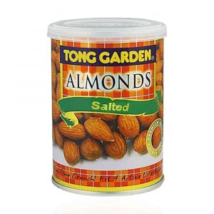 Tong Garden Salted Almonds Can 140gm Smartmom Bangladesh