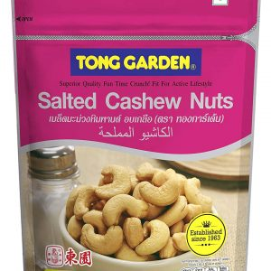 Tong Garden Salted Cashew Nuts Pouch 160gm Smartmom Bangladesh