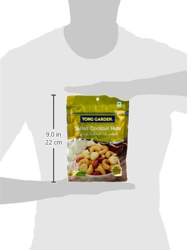 Tong Garden Salted Cocktail Nuts Pouch 160gm1234 Smartmom Bangladesh