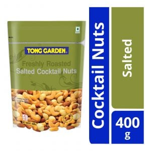 Tong Garden Salted Cocktail Nuts Pouch 400gm Smartmom Bangladesh