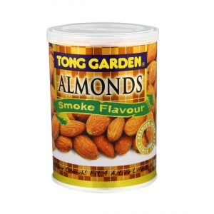 Tong Garden Smoke Almonds – Can 140gm Smartmom Bangladesh