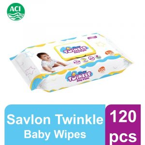 Twinkle Baby Wipes Pouch 120pcs Smartmom Bangladesh