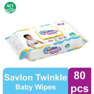 Twinkle Baby Wipes Pouch 80pcs Smartmom Bangladesh