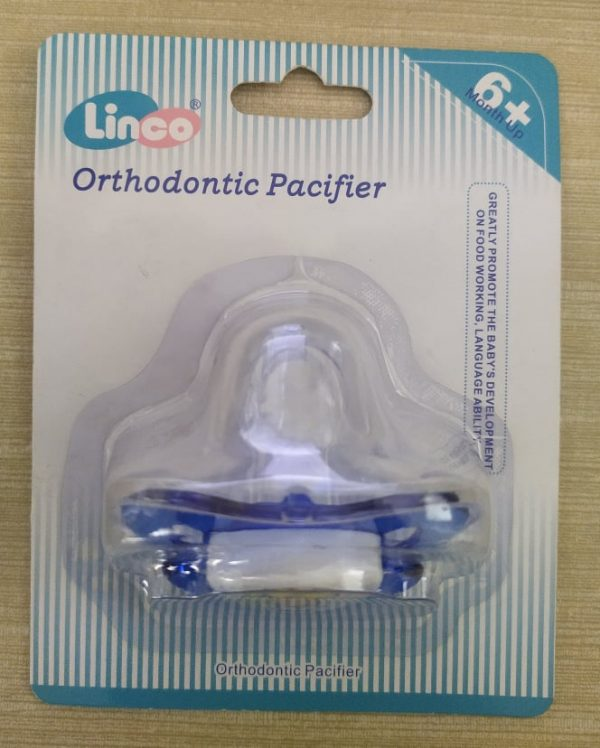 Linco PC Orthodontic Pacifier (6 Months up) Smartmom Bangladesh