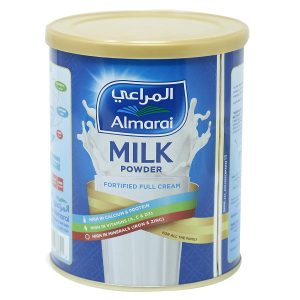 Almarai Milk Powder Fortified Full Cream 400gm (New Zealand) Smartmom Bangladesh
