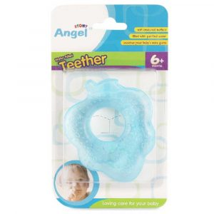 Angel Grape Shape Water Filled Teether (ST-4) Smartmom Bangladesh