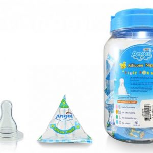 Angel Silicon Nipple Size XL ( 6m+) Smartmom Bangladesh