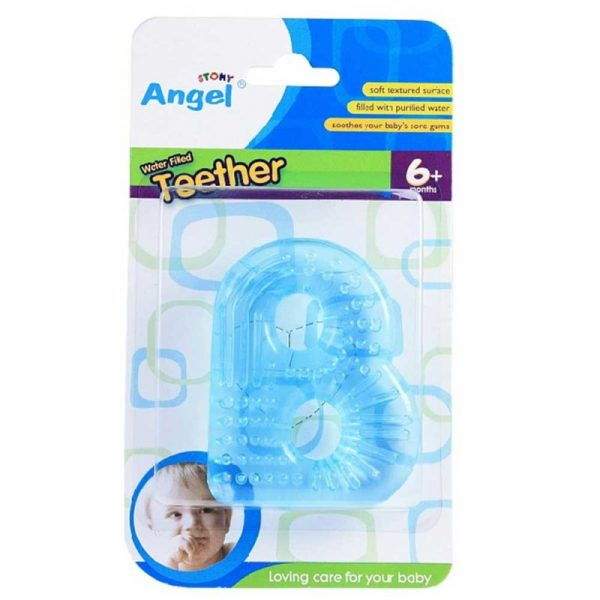 Angel Water Filled Teether Shape B (ST-B) Smartmom Bangladesh