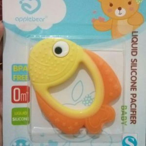 Apple Bear Baby Teether (Fish, flower, Toy) Smartmom Bangladesh