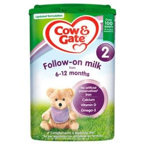 Cow & Gate Follow-on Milk-2 (6-12 Months) 800gm (UK) Smartmom Bangladesh
