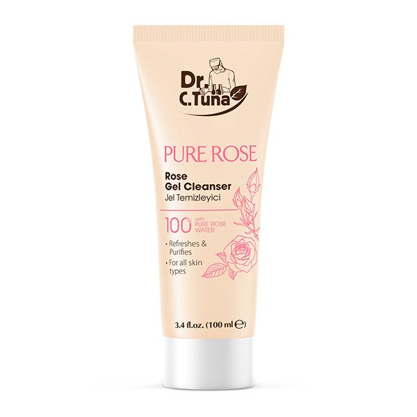 Dr. C.Tuna Pure Rose Water Cleansing Gel 100ml Smartmom Bangladesh