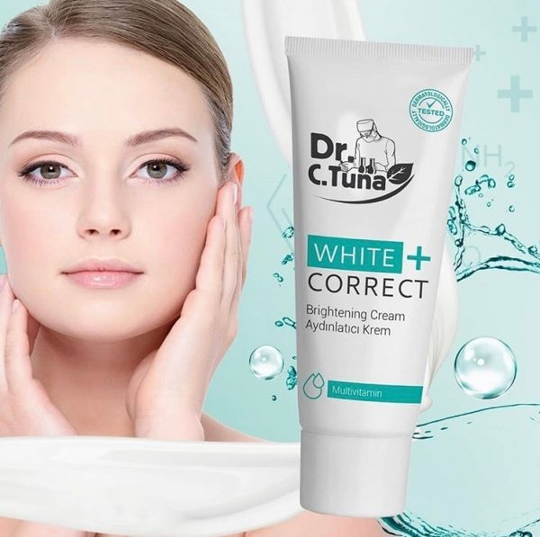 Dr. C.Tuna White+ Correct Cream 75ml Smartmom Bangladesh