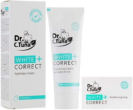 Dr. C.Tuna White+ Correct Cream 75ml123 Smartmom Bangladesh