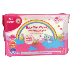 Farlin Baby Wet Wips 85pcs (A) (DT-006) Smartmom Bangladesh