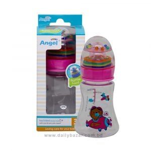 Angel Rocket Shape Bottle 5 Oz (RKA-5H2) Smartmom Bangladesh