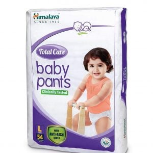 Himalaya Total Care Baby Pants Diaper L ( 8-14 Kg) 54pcs Smartmom Bangladesh