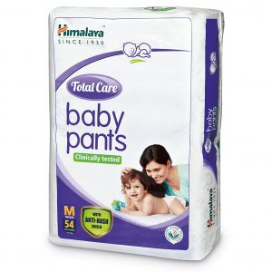 Himalaya Total Care Baby Pants Diaper M ( 5-11 Kg) 54pcs Smartmom Bangladesh