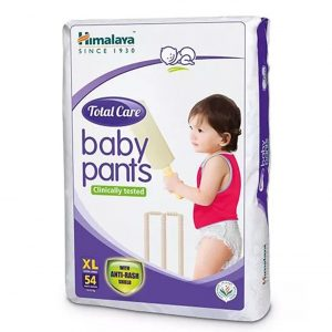 Himalaya Total Care Baby Pants Diaper XL (12-17 Kg) 54pcs Smartmom Bangladesh