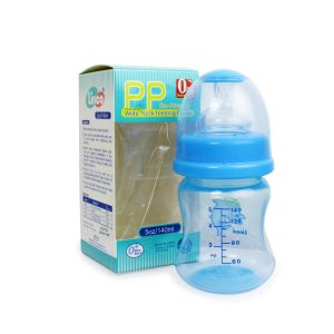 Linco PP EZ-Holding Wide-Neck Feeding Bottle 5 Oz Smartmom Bangladesh