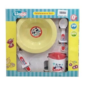 Linco PP Tableware Set Smartmom Bangladesh