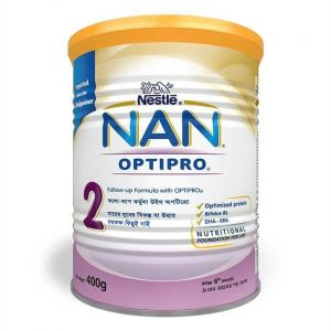 Nestle Nan Optipro 2 Tin 6 12 Mo Smartmom Bangladesh