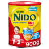 Nestlé NIDO One Plus Growing-up Formula (1-3 Years) 900gm (Dubai) Smartmom Bangladesh