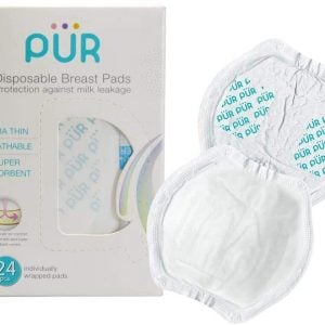 Pur Milksafe Disposable Breast Pads 24pcs Smartmom Bangladesh